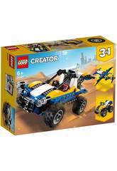 Lego Creator 3 en 1 Buggy de las Arenas 31087