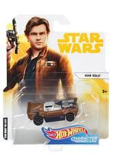 Hot Wheels Voitures Caractérisées Star Wars Mattel FJF77
