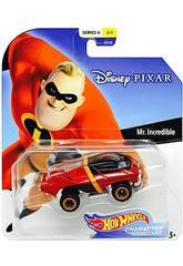 Hot Wheels Voitures Caractérisées Disney Mattel GCK28