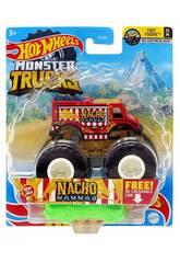 Hot Wheels Vehículo Monster Truck 1:64 Mattel FYJ44