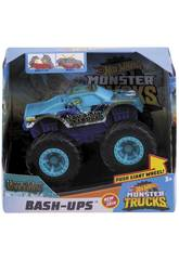 Hot Wheels Vehículos Monster Truck Súper Choques Mattel GCF94