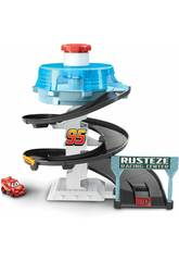 Cars Espiral De Corridas Mattel FYN86