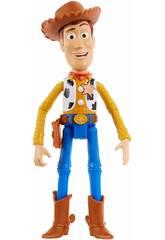 Toy Story 4 Figura Woody Hablador Mattel GGT31