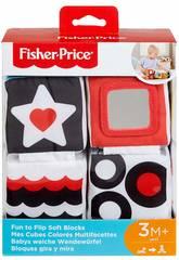 Fisher Price Blocs Tournez et Regardez Mattel GFC37