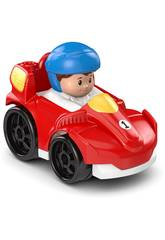 Fisher Price Little People Carro Mattel DVP65