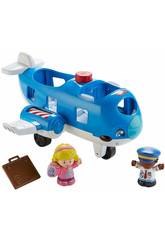 Fisher Price Little People Aereo Viaggia con me FKX07