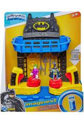 Imaginext Battaglia nella Batcaverna per Incredibili Duelli Mattel FKW12