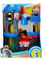 Imaginext Batcave de Wayne Manor Mattel FMX63