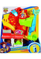 Imaginext Toy Story 4 Playset Carnival Mattel GBG66