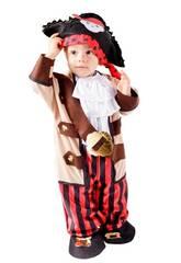 Costume bebè Pirata Taglia 18-20 mesi