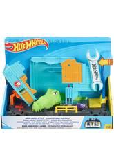 Hot Wheels City Attaque dans l'Atelier du Crocodile Mattel FNB06