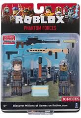 Roblox Game Pack 2 Figuras con Accesorios