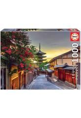 Puzzle 1.000 Pagoda Yasaka Kyoto Japón Educa 17969