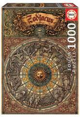 Puzzle 1.000 Zodíac Educa 17996