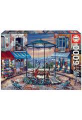 Puzzle 6.000 Preludio Nocturno Educa 18016