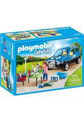 Playmobil Coche Lavandería de Perros 9278