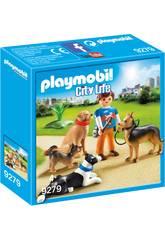 Playmobil Entraineur de Chiens 9279