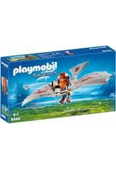 Playmobil Zwergenflugmaschine 9342