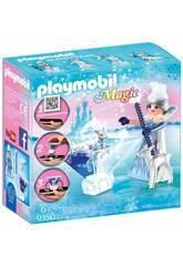 Playmobil Princesa Cristal de Hielo Playmogram 3D 9350