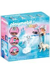 Playmobil Princesa Invierno Playmogram 3D 9353