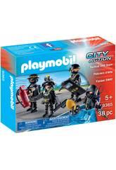 Playmobil Equipo de las Fuerzas Especiales 9365