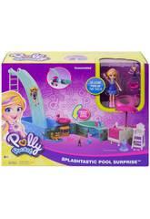 Polly Pocket Superpiscina de Polly Mattel FTP75