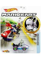 Hot Wheels MarioKart Fahrzeug Mattel GBG25