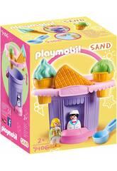 Playmobil Seau Stand de Glaces 9406