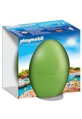 Playmobil Ragazza con Foche 9418