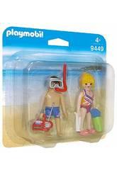 Playmobil Plage 9449