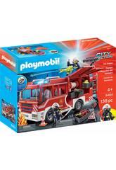 Playmobil City Action Autopompa dei Vigili del Fuoco 9464