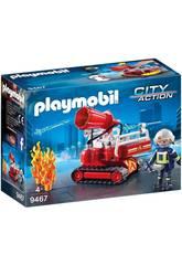 Playmobil Robot de Extinción 9467