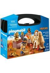 Playmobil Maletín Egipto 9542