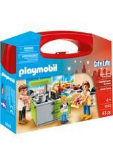 Playmobil Mallette Cuisine 9543