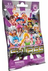 Playmobil Figuras Personagens Femininos Series 15 70026