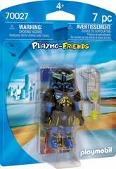 Playmobil Agente Espacial com Arma 70027