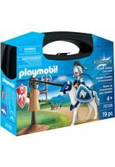 Playmobil Maletín de Entrenamiento para Caballero 70106