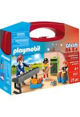 Playmobil Maleta Aula de Música 9321