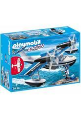 Playmobil Hydravion de Police 9436
