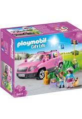 Playmobil Voiture Familiale avec Parking 9404
