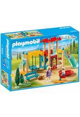 Playmobil Parc pour enfant 9423