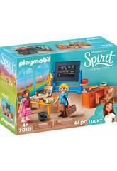 Playmobil Spirit Clase Señorita Flores 70121