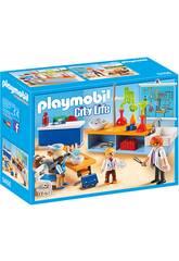 Playmobil City Life Lezione di chimica 9456