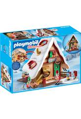 Playmobil Boulangerie de Noël 9493