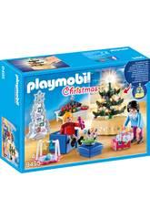 Playmobil Chambre de Noël 9495