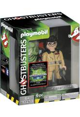 Playmobil Ghostbusters Figurine de Collection E. Spengler 70173