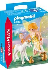 Playmobil Hada del Sol con Unicornio 9438