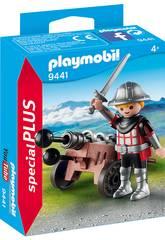 Playmobil Cavaliere con Cannone 9441