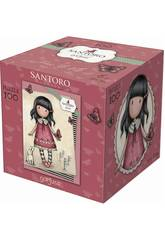 PUZZLE 100 SANTORO TIME OF FLY Educa 18089