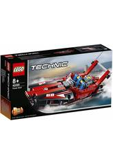 Lego Technic 2 en 1 Lancha de Competición 42089